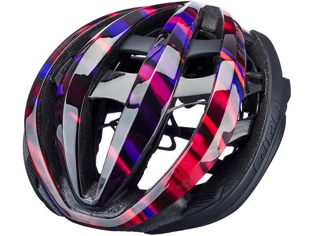 Giro Aether MIPS Kypärä, matte black/electric purple